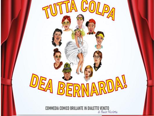 Commedia teatrale al Palaberta di Montegrotto