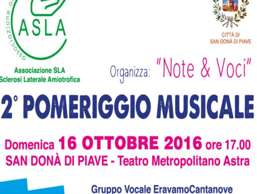 San Donà di Piave: pomeriggio musicale