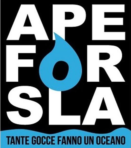 APE FOR SLA: un brindisi di speranza