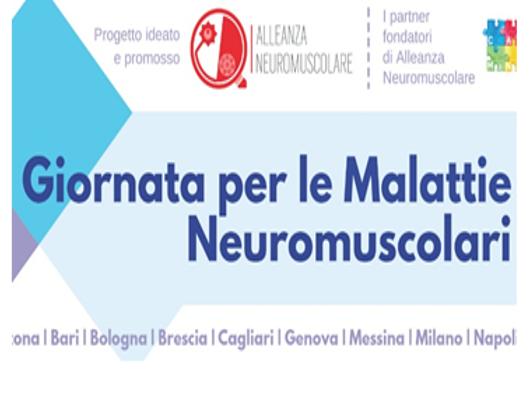 Giornata per le malattie neuromuscolari – sabato 10 marzo 2018